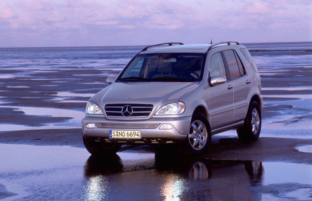 Mercedes M- Class
