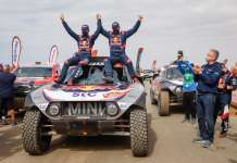 AUTO - DAKAR 2021 - SAUDI ARABIA - FINAL STAGE AND PODIUM