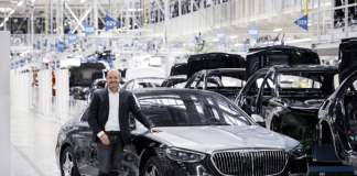Ορόσημο 50 εκατομμυρίων αυτοκινήτων από τη Mercedes-Benz Mercedes-Benz: 50 million passenger cars from the global production network