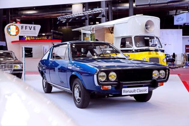 Renault 17 TL from 1972
