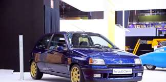 Renault Clio Williams from 1994