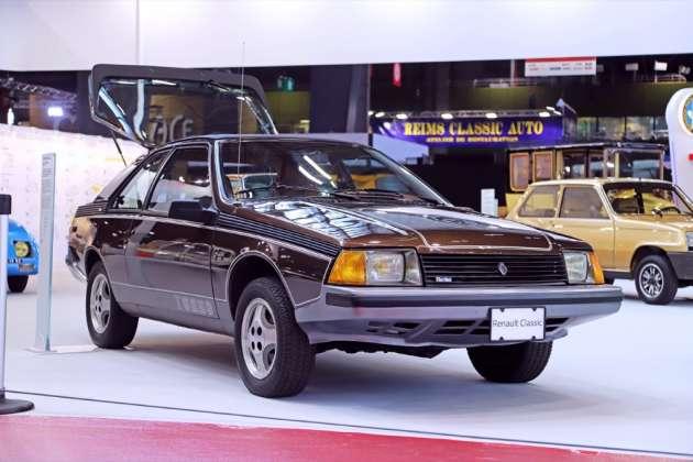 Renault Fuego Turbo USA version 1982
