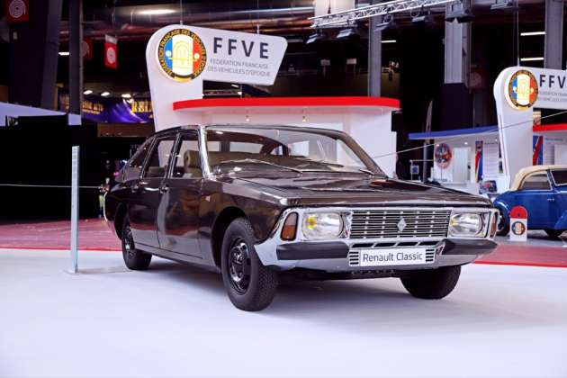 Renault Prototype H from 1968