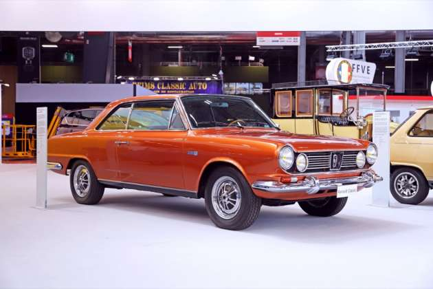 Renault Torino from 1972