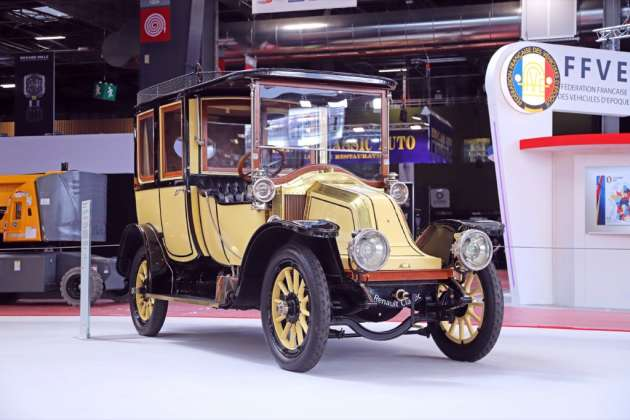 Renault Type BY from 1910 -