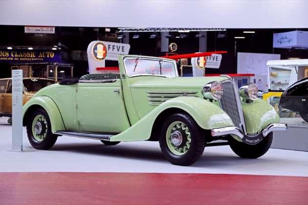 Renault Vivasport Cabriolet from 1935