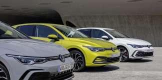 VW GOLF MK8 UNICARS CYPRUS