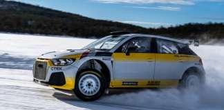 Audi Quattro Mattias Ekstrom