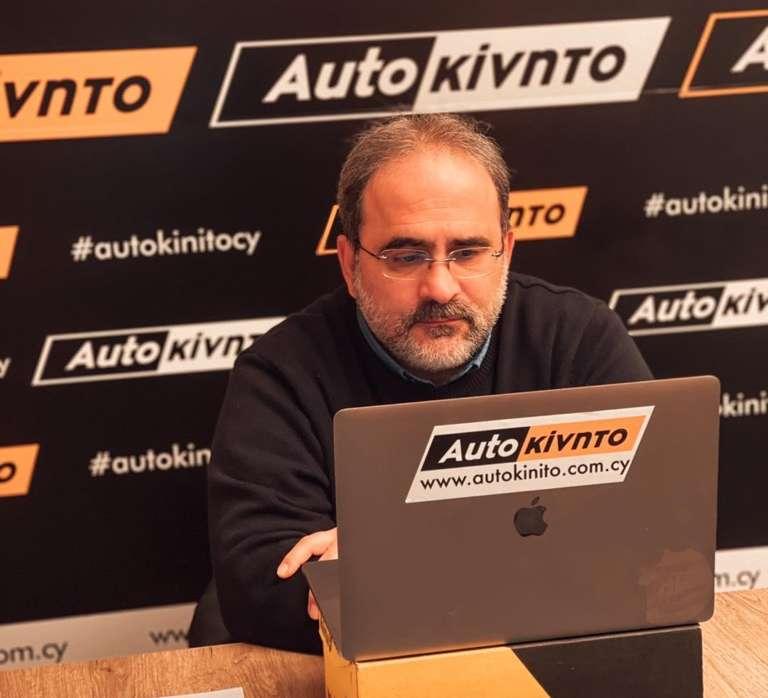petros soutzis Dacia Cyprus CEO autokinito.com.cy autobest interview