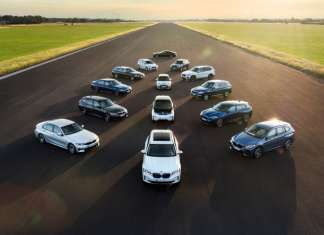 BMW Group model range of electrified vehicles