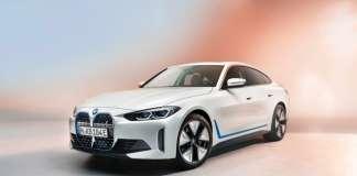 BMW i4 Cyprus Char pilakoutas Bmw cyprus