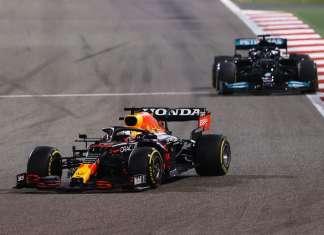 F1 BAHRAIN 2021 MAX VERSTAPPEN LEWIS HAMILTON
