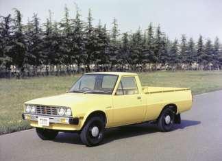 Mitsubishi L200 1st Generation