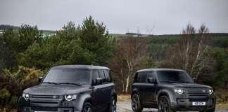 Land Rover Defender 90 v8 5.0l Cyprus Char Pilakoutas