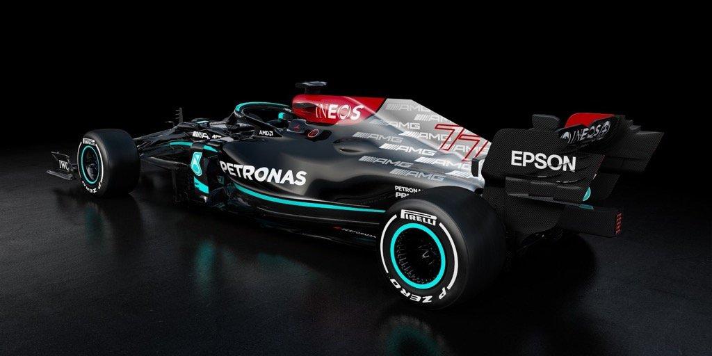 Formula 1 Mercedes-AMG F1 W12 E Performance   Formula One: Launch of the Mercedes-AMG F1 W12 E Performance