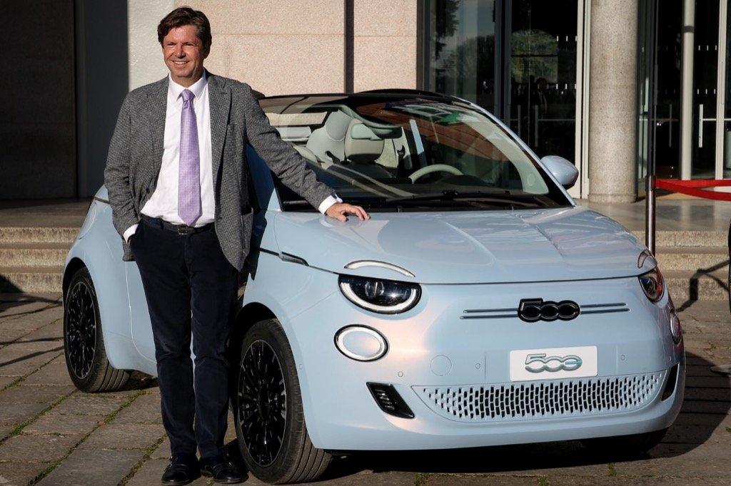 Olivier Francosis President Fiat Brand Global