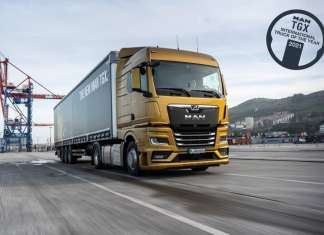 The new MAN TGX is Truck of the Year 2021