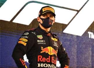 F1 BAHRAIN 2021 MAX VERSTAPPEN