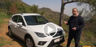 Seat Arona | Ο περιπετειώδης αδελφός του Ibiza
