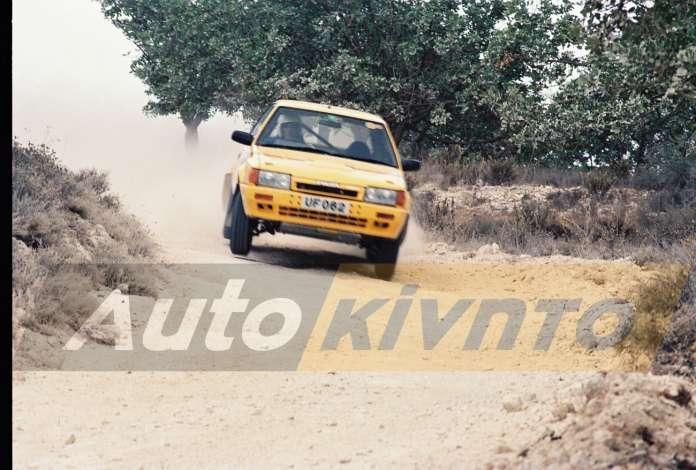 ΑΝΔΡΕΑΣ ΤΣΟΥΛΟΦΤΑΣ - FIAT 130 TC