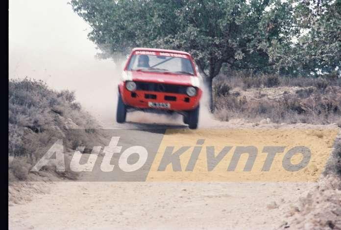 ΝΙΚΟΛΑΣ ΠΡΑΣΤΙΤΗΣ - VW GOLF GTI
