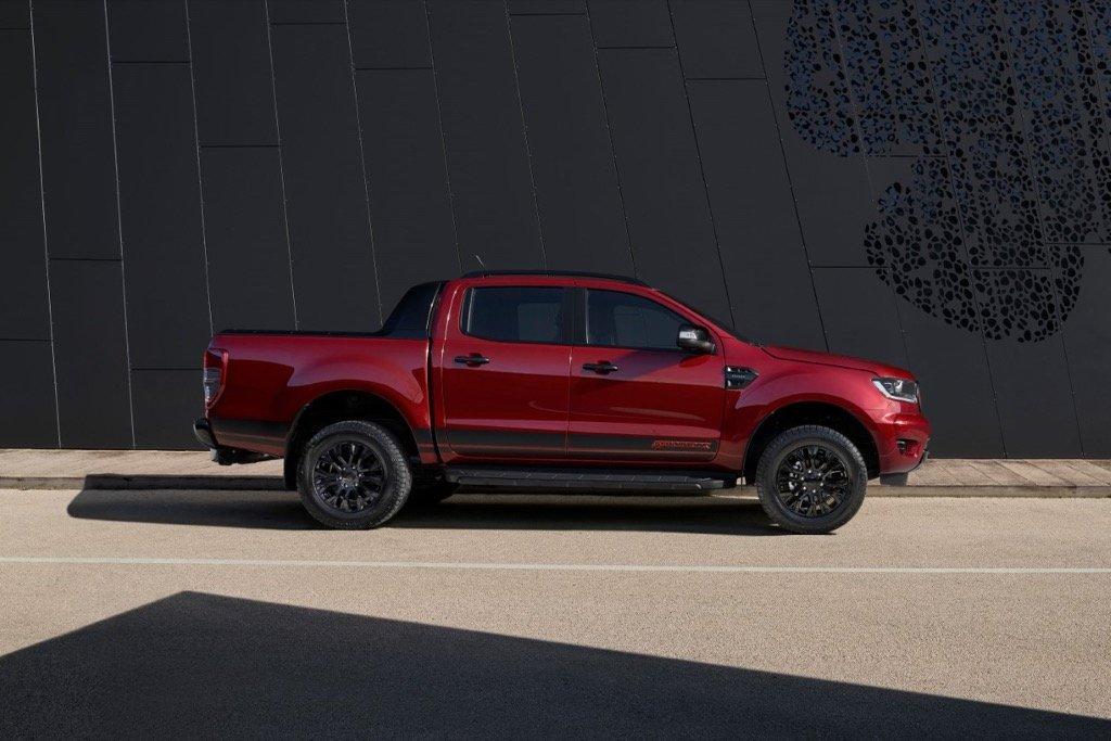 2021 Ford Ranger Stormtrak