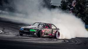 BMW E36 CHRISTOS CHANTZARAS
