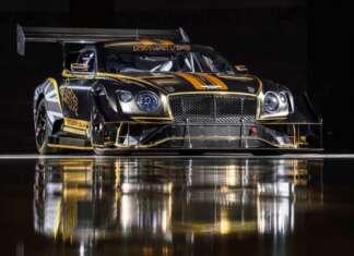 Continental GT3 Pikes Peak