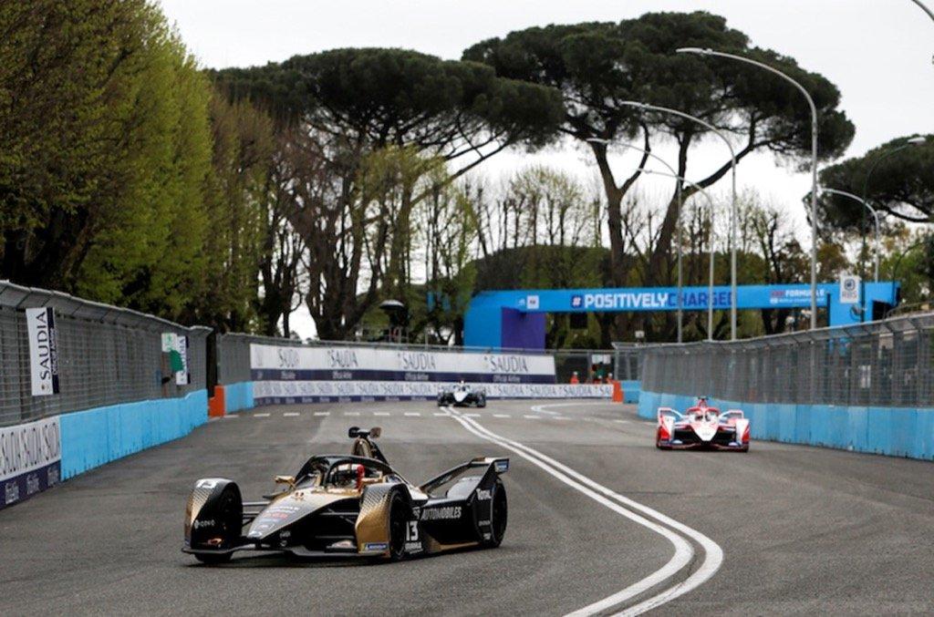 FORMULA E DS E-Prix Rome