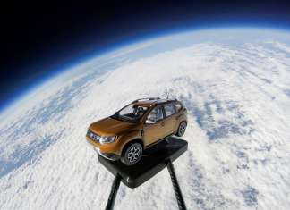 Dacia Launches Into Another Galaxy With New DUSTAR Space Venture