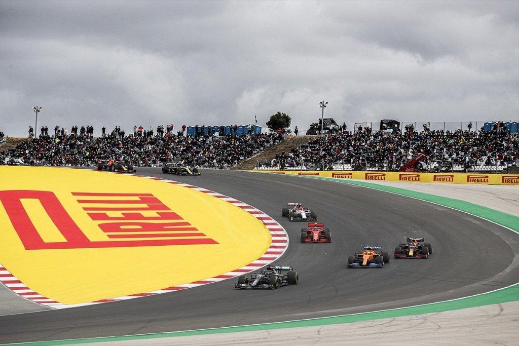 2020 Portuguese GP F1