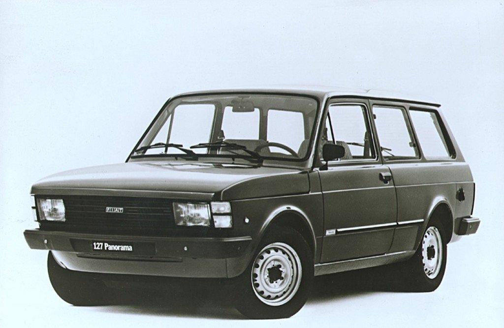 FIAT 127 PANORAMA 1980 - 1983