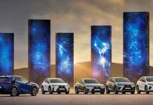 Lexus Electrified RANGE