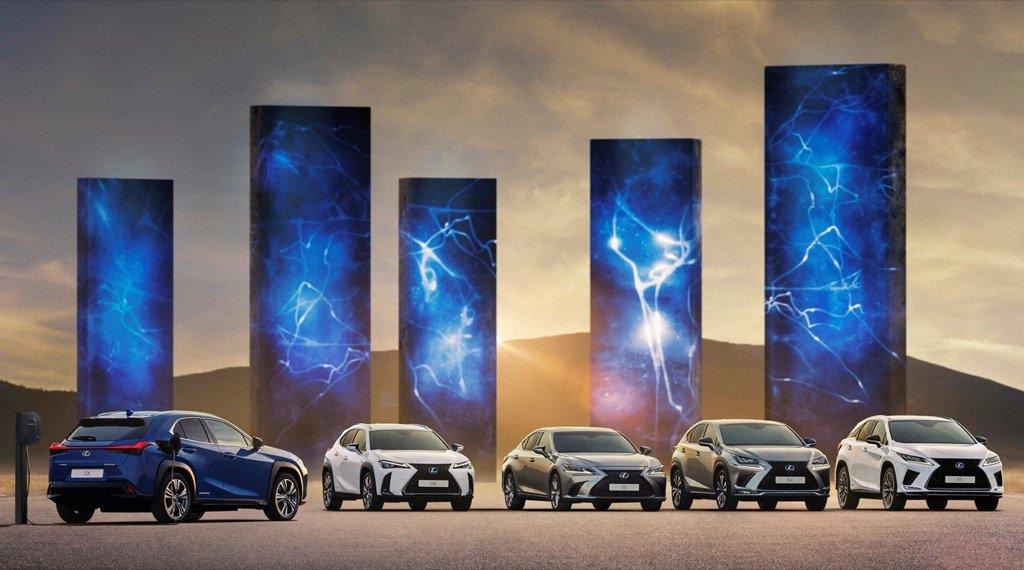 Lexus Electrified RANGE