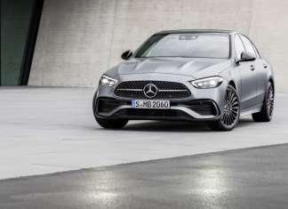 Mercedes-Benz C-Class, 2021