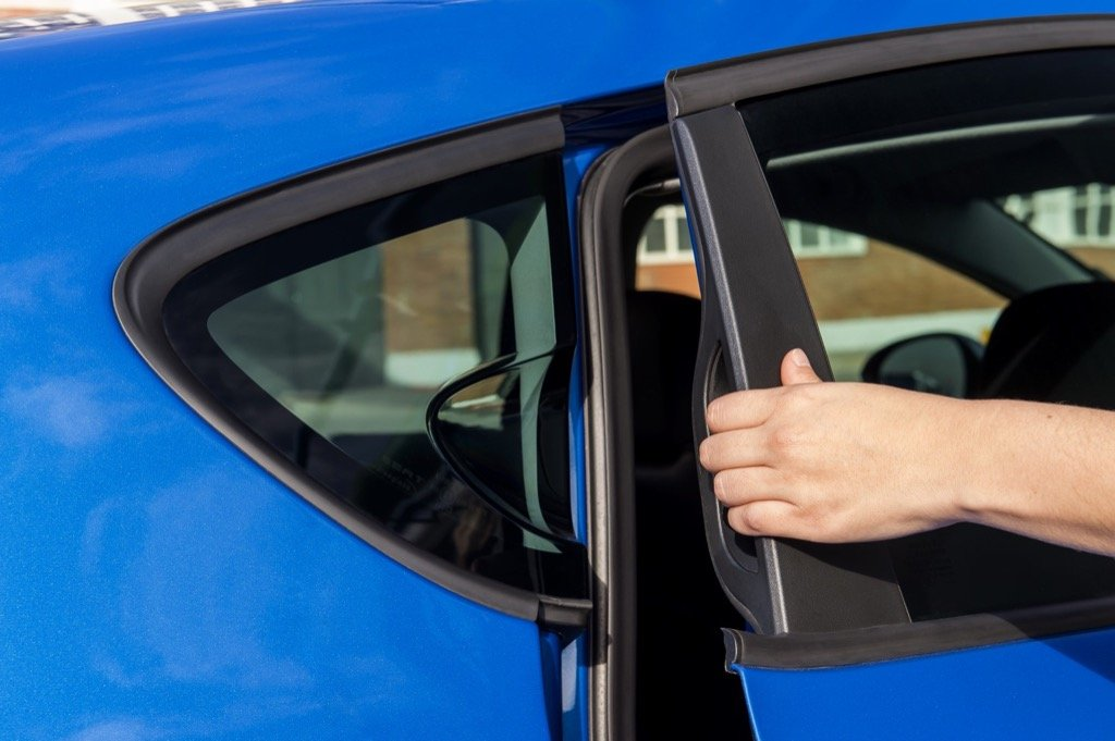 SEAT Leon MKII - Maneta puerta