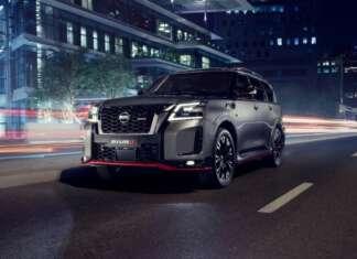 The 2021 Nissan Patrol NISMO 2021
