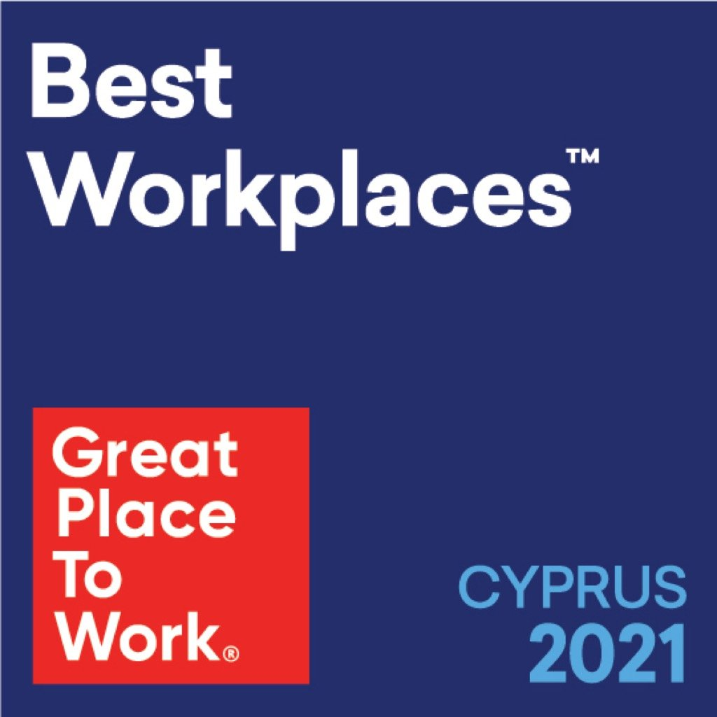 Best Workplaces Cyprus 2021 UNICARS CYPRUS