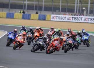 MOTOGP FRANCE 5th Round