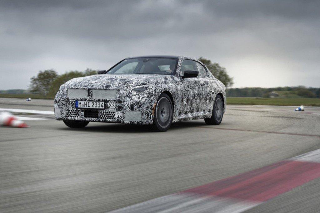BMW 2 SERIES CYPRUS CHAR PILAKOUTAS