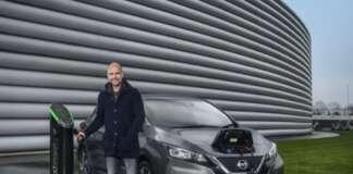 Pep Guardiola - Nissan LEAF