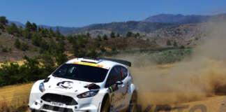 Ράλι Κύπρος 2017 Cyprus Rally 2017