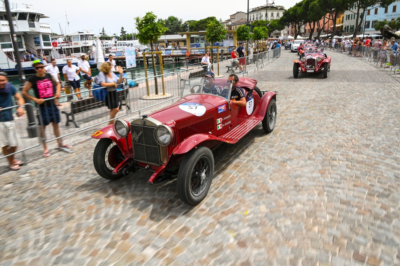 Alfa Romeo, 1000 Miglia 2021