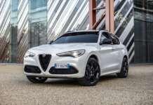 Alfa Romeo Stelvio Veloce Ti cic automasters Cyprus