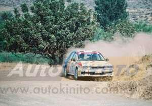 1991 PALM TREES RALLY (Custom)