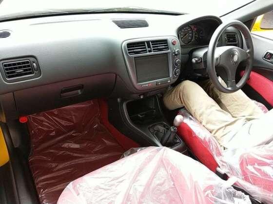 Honda Civic EK9 Type R