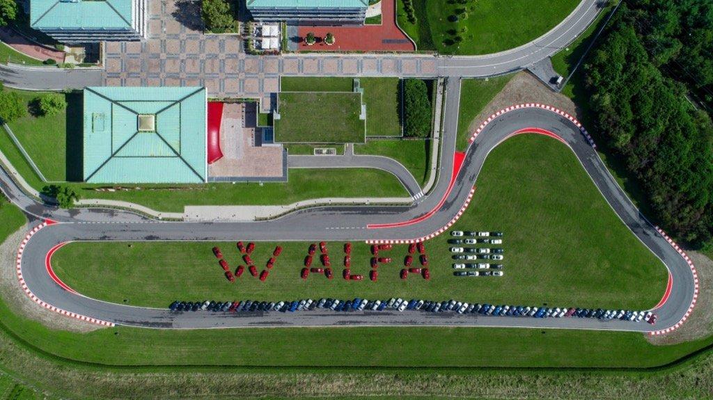 ALFA ROMEO 111 Anniversary 2021 CIC AUTOMASTERS CYPRUS