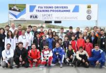 Young Drivers Training Programme Karting Cyprus