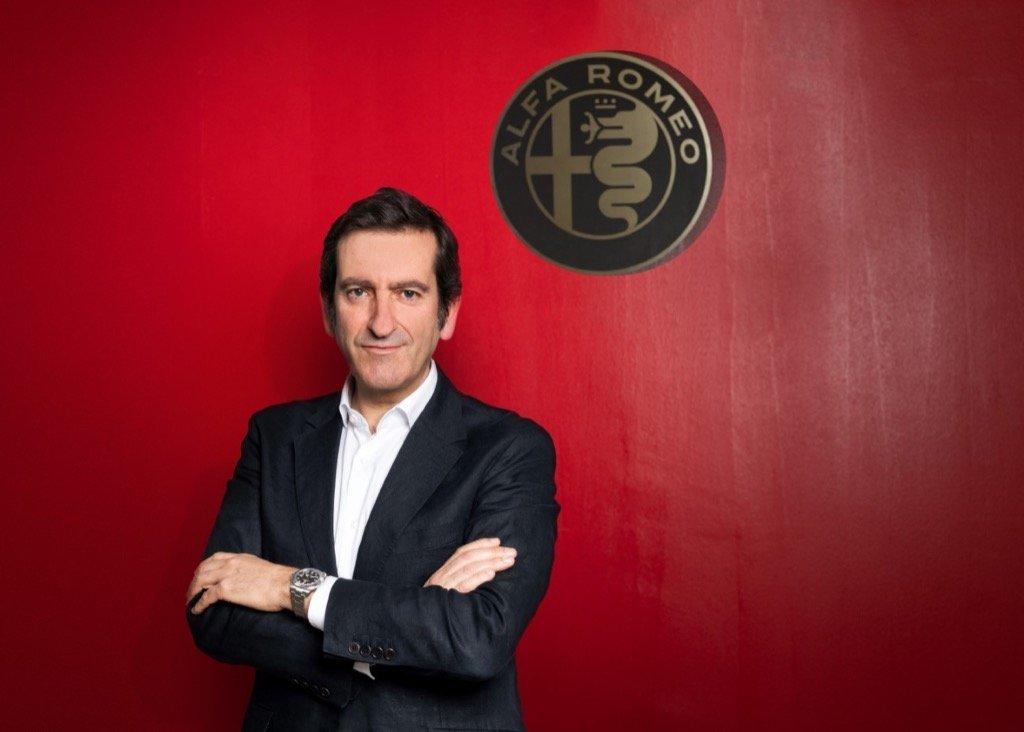 Alejandro Mesonero-Romanos ALFA ROMEO CYPRUS CIC AUTOMASTERS