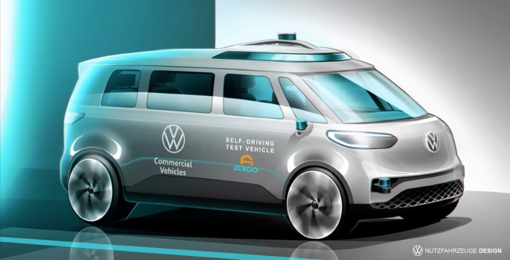Volkswagen Commercial Vehicles moves ahead with Autonomous Drivi